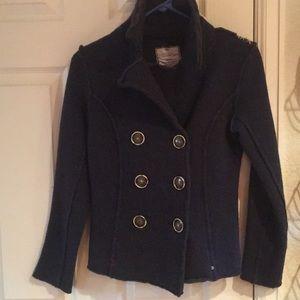 Fabulous Wool Pea Coat